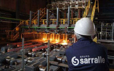 Sarralle se introduce en Turquía, ampliando las instalaciones de Befesa en el país, para duplicar la producción de dicha planta