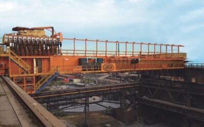 JASO fabricará la grúa industrial de mayor capacidad de su historia