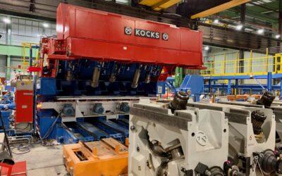 Sidenor ultima su renovación tecnológica con una inversión total de 131 millones de euros
