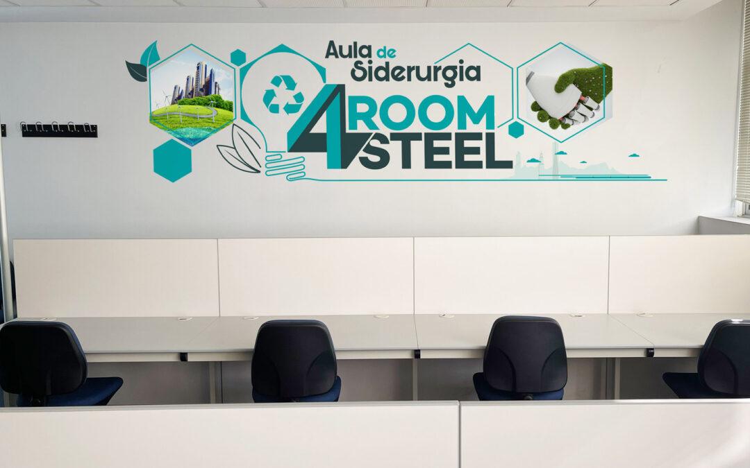 Room4Steel calienta motores