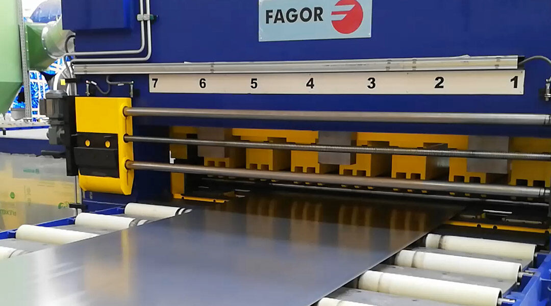 Laserflat leveling: leveling for laser quality by Fagor Arrasate