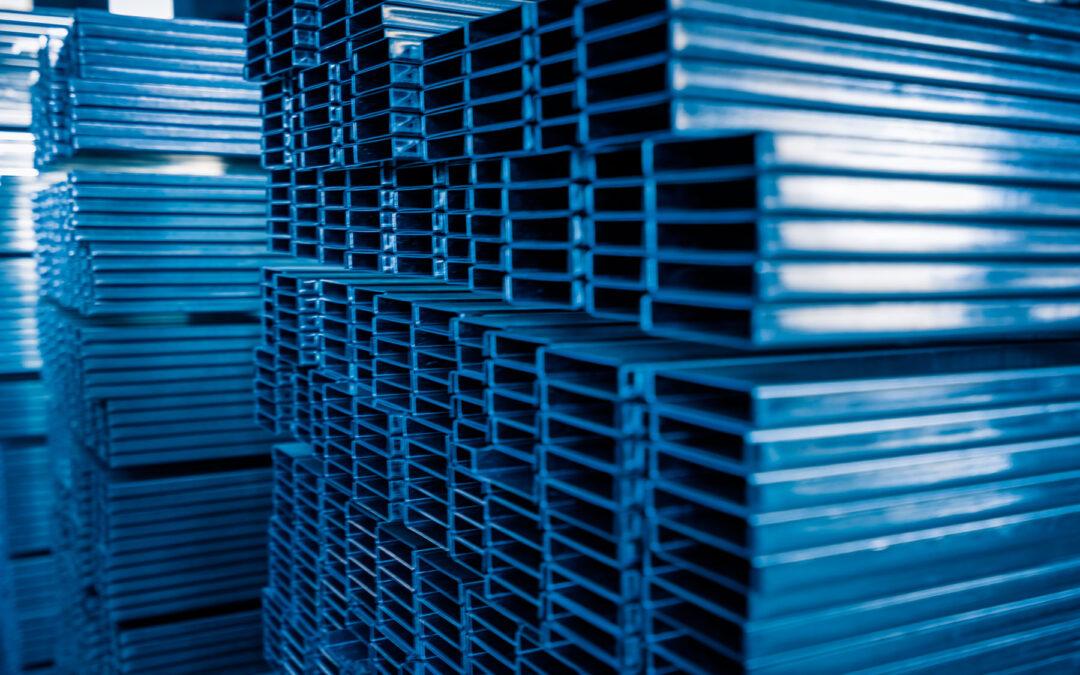 Producción mundial de acero crudo alcanza los 162,9 millones de toneladas (Mt) en enero 2021