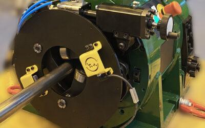 ISEND desarrolla un nuevo sistema de control de calidad superficial para el fabricante estadounidense NUCOR