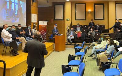 Un futuro de acero en Room4Steel, el Aula de Siderurgia-SIDEREX dirigida al alumnado de la Escuela de Ingeniería de Bilbao