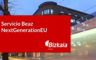 Servicio Beaz NextGenerationEU