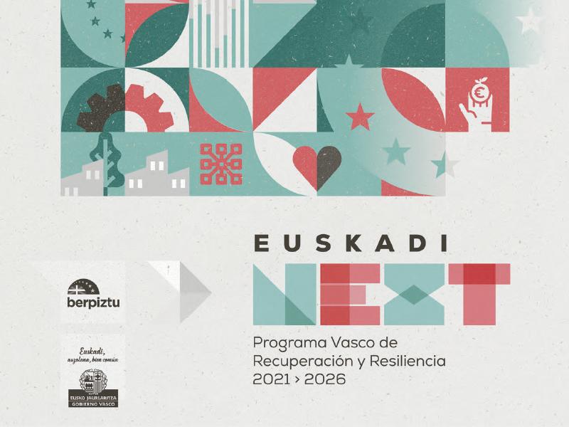 EUSKADI NEXT – Programa vasco de recuperación y resiliencia 2021>2026
