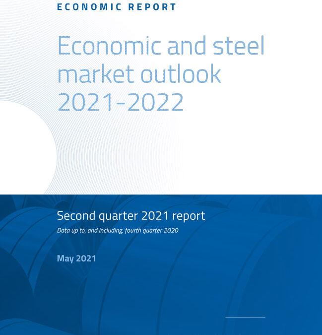 Informe Eurofer del segundo cuatrimestre de 2021