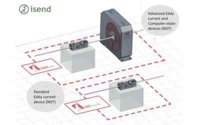 ISEND recibe dos nuevos pedidos por parte de ArcelorMittal