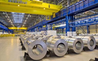 La producción mundial de acero podría registrar un récord en 2021