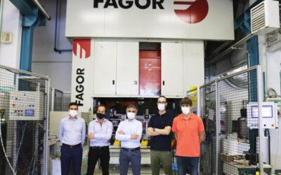 Fagor Arrasate y Mondragon Unibertsitatea refuerzan su alianza para impulsar la fabricación inteligente y la Industria 4.0